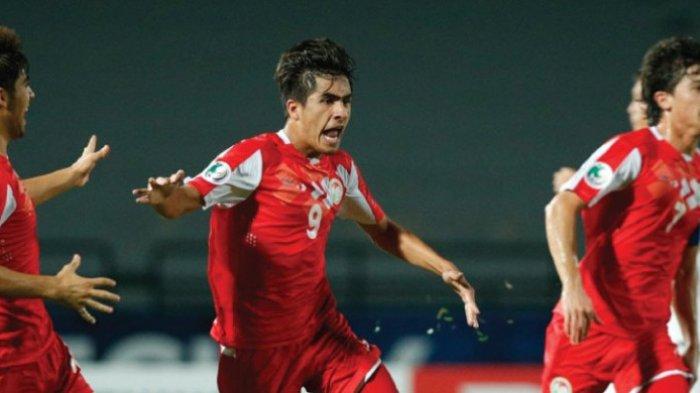 Kalahkan Korsel Lewat Adu Penalti, Timnas U16 Tajikistan Vs Jepang di Final Piala AFC 2018