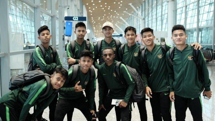 LIVE SCTV - Sedang Berlangsung Vietnam Vs Indonesia U-16 Piala AFF 2019, Timnas Unggul 1-0