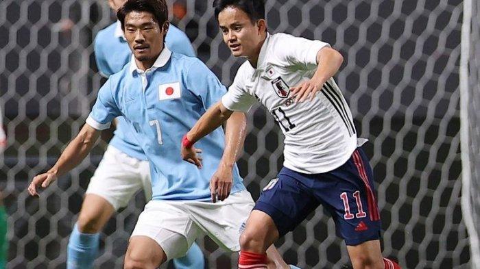 Daftar Skuad Jepang di Olimpiade Tokyo 2021 Lengkap Jadwal Penyisihan Grup A