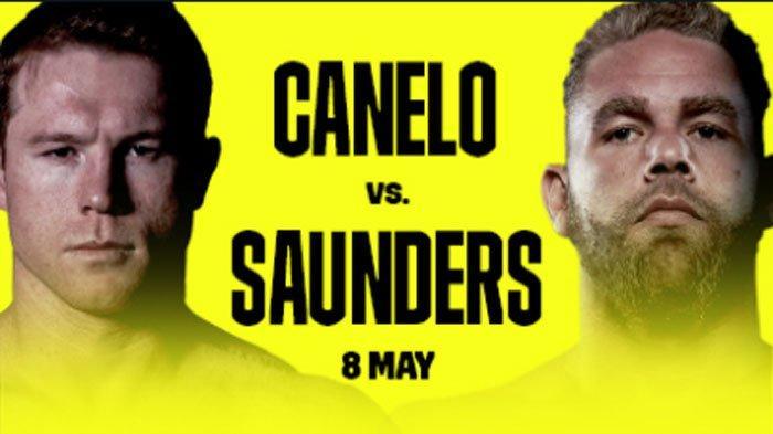 Jadwal Tinju Dunia Minggu 9 Mei 2021 Duel Canelo Alvarez vs Billy Joe Saunders Belum Terkalahkan