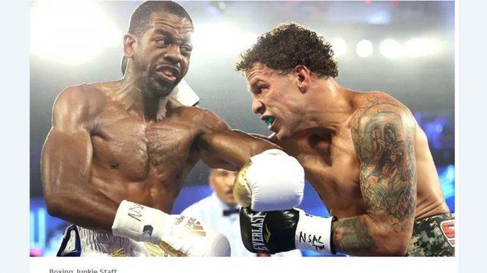Jadwal Tinju Dunia Minggu 4 April 2021: Carl Frampton vs Jamel Herring Perebutan Sabuk WBO