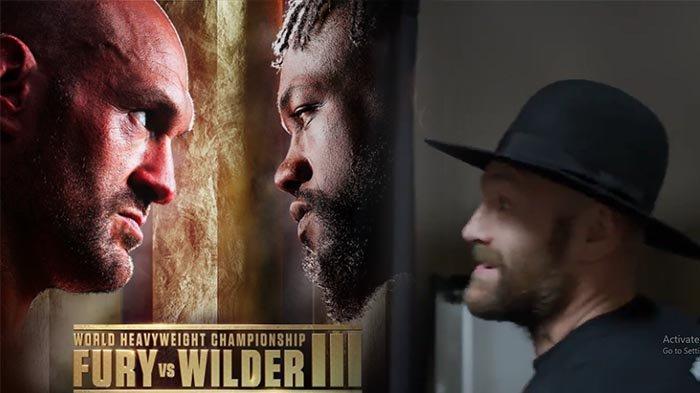TINJU Dunia Live   Jadwal Tinju Tyson Fury Vs Wilder 3, Lennox Lewis Janji Gypsy King Gelar Terhebat