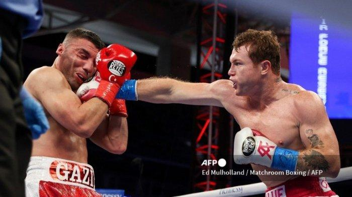 Jadwal Tinju Dunia Canelo Alvarez vs Billy Joe Saunders: Perebutan Sabuk Juara WBC, WBA dan WBO