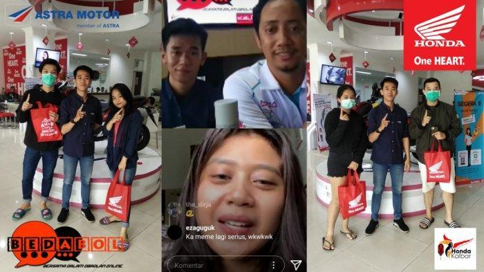 TIPS Aman Berkendara Bagi Para Wanita Saat Pandemi Virus Corona Covid-19 Ala Astra Motor Kalbar