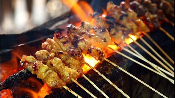 CARA Membuat Sate Kambing, Sate Sapi & Bumbu Membuat Sate serta Bagaimana Membuat Daging Empuk
