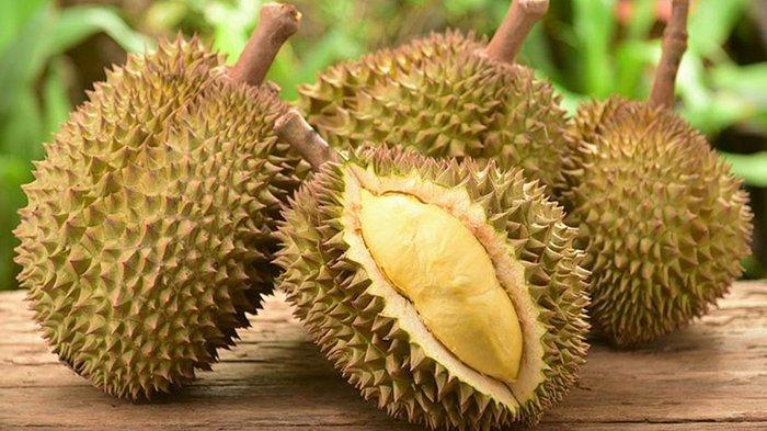 TIPS Memilih Durian Tanpa Harus Dibuka, Dari Bentuk Duri Hingga Kulitnya.