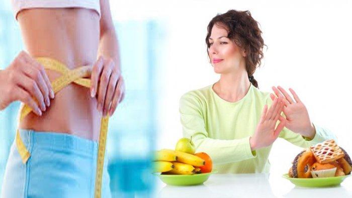 Tips Menurunkan Berat Badan dengan Cepat Tanpa Obat, Hanya Dalam 1 Minggu