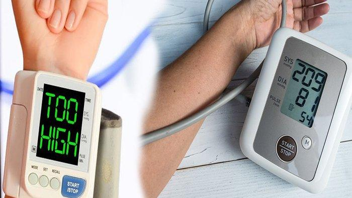 TIPS Menurunkan Tekanan Darah Tinggi, Tanpa Harus Minum Obat
