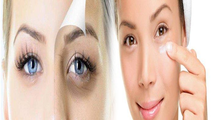 Tips Menutupi Lingkaran Mata Hitam dengan Lipstik