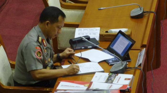 Tito Janji Perjuangkan Kesejahteraan Anggota