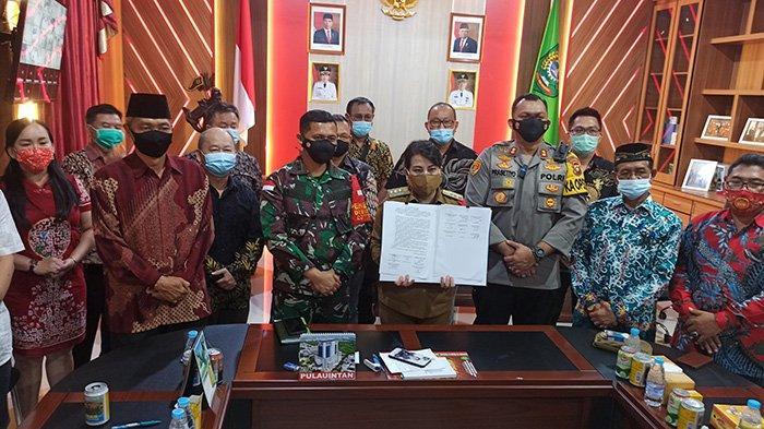 Perayaan dan Festival Cap Go Meh di Singkawang Ditiadakan Berdasarakan Hasil Rapat Bersama