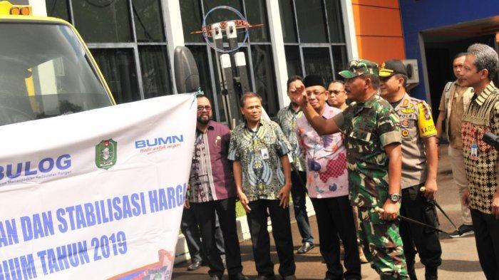 Operasi Pasar Bulog Mampu Stabilkan Harga Beras Kalbar