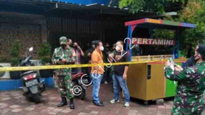 Seorang anggota TNI tewas ditembak di kafe Cengkareng, Jakarta Barat, Kamis (25/2/2021) dini hari tadi