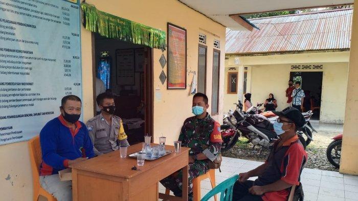 TNI-Polri Bersinergi Pantau Penerapan Protokol Kesehatan Ditengah Pandemi Covid-19