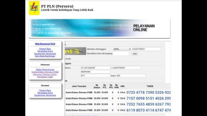Akses www.stimulus.pln.co.id Login Gratis Token Listrik Terbaru atau Chat WhatsApp PLN 08122-123-123