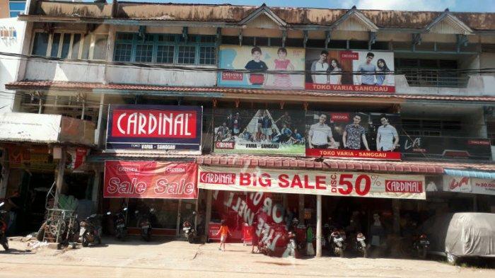 Toko Varia, Alternatif Bagi Anda Berbelanja Pakaian di Sanggau