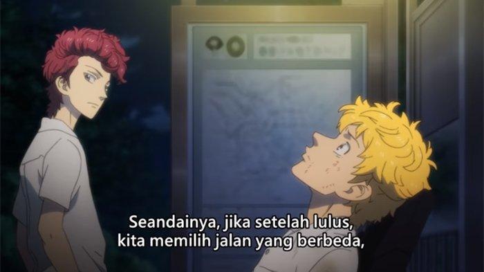 Tokyo Revengers Episode 4, Takemichi Ingin Kembali ke Masa Lalu Menyelamatan Hinata, Akkun & Draken