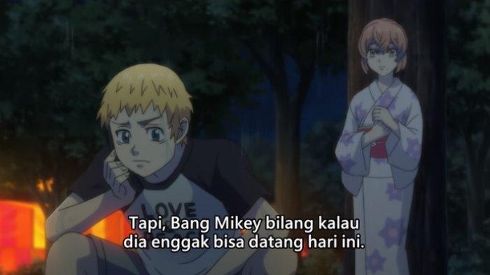 Tokyo Revengers Episode 8, Takemichi Menyadari Bahwa Kiyomasalah yang Akan Membunuh Draken