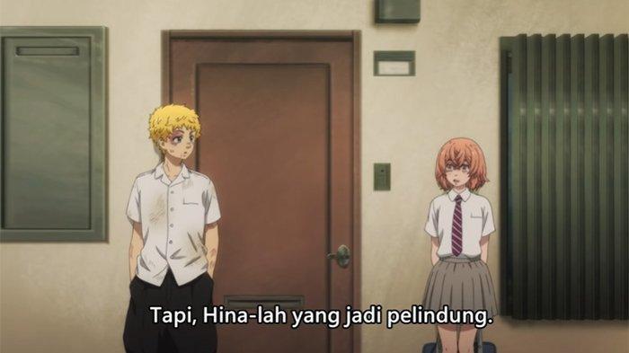 Sinopsis dan Link Tokyo Revengers Episode 2 Sub Indo, Naoto Mohon Takemichi Selamatkan Kakaknya