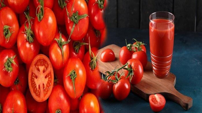 TOMAT Mengandung Vitamin? Tomat Buah atau Sayur?