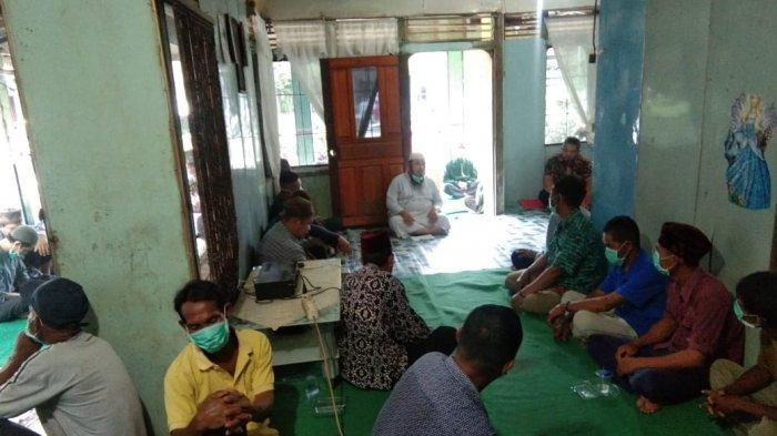 Masyarakat Desa Pelimpaan Jawai Sambas Damba Peningkatan Infrastruktur