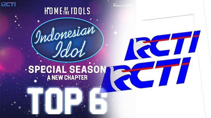 TOP 6 Indonesian Idol 2021 di Siaran Langsung RCTI Hari Ini, Cek Ini Cara Vote Indonesian Idol 2021