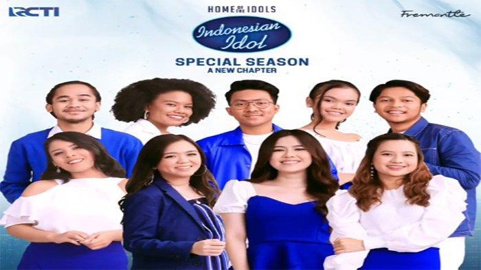 SIAPA yang Pulang Indonesian Idol Kemarin hingga Aksi Weird Genius di Top 4,  Live Streaming RCTI