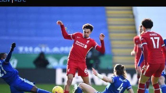 TOPSKOR Liga Inggris Usai Hasil Leicester Vs Liverpool, Cek Update Klasemen Liga Inggris Terkini