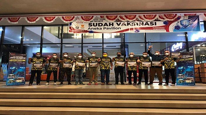 Peringati HUT RI Ke- 76 RI, Komunitas Yamaha Maxi Pontianak Touring Lintas Kalimantan
