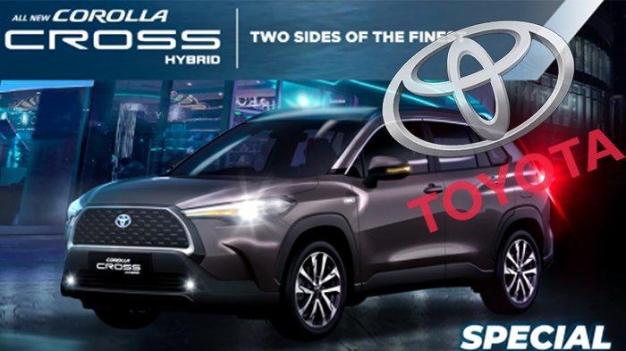 TOYOTA Corolla 2020, Lihat Spesifikasi dan Harga Toyota Corolla Cross | 2 Varian, Bensin dan Hybrid