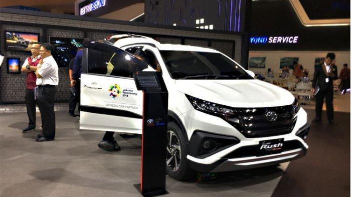 Toyota Recall Puluhan Ribu Rush di Indonesia, Fitur Keselamatan Ini Jadi Biang Kerok