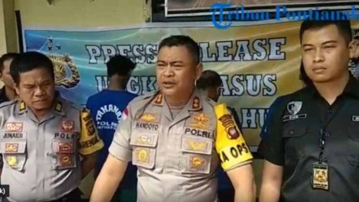 Penemuan Mayat Berlumuran Darah di Kapuas Hulu, Kapolres AKBP R Siswo Handoyo Berikan Penjelasan