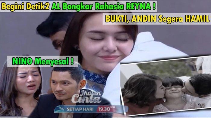 TRAILER Ikatan Cinta Malam Ini 26 April 2021! Mama Rosa dan Aldebaran Janji Rahasiakan Tes DNA Reyna