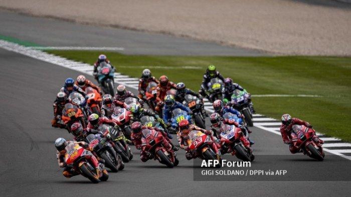 TRANS7 LIVE Jadwal Siaran Langsung MotoGP Aragon 2021 - Mulai FP, Kualifikasi dan Race Moto2 & Moto3