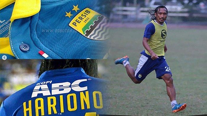 TRANSFER Liga 1 Persib Bandung   Desas Desus 5 Pemain Baru Maung Bandung, Hariono Diburu 5 Tim