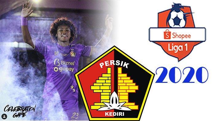 TRANSFER Pemain Tim Promosi Liga 1 | Aksi Persik Kediri Perkuat Skuad Tatap Liga 1 2020