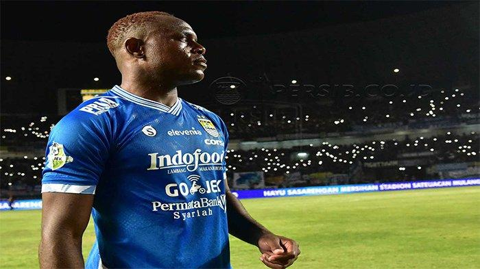 Transfer Persib - Maung Bandung Pulangkan Victor Igbonefo dari Klub Thailand
