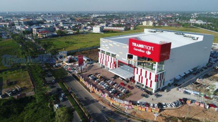 TRIBUNWIKI - 4 Mall di Kota Pontianak dan Kubu Raya, Ini Alamat Lengkapnya
