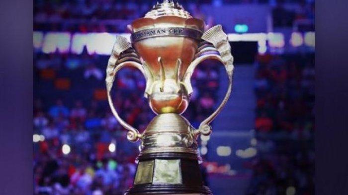 Klasemen Piala Sudirman 2021: Indonesia - Denmark Bersaing Ketat di Grup C, China Raja Grup A
