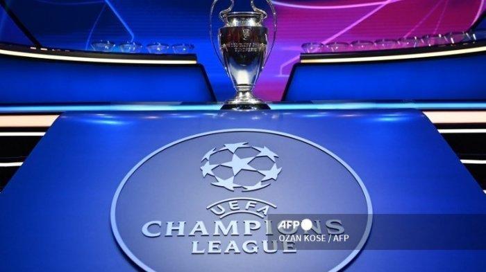 Beda Jam Tayang Liga Champions 2021 Live SCTV Babak Penyisihan Grup UCL