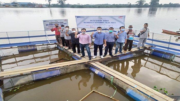 Astra Resmikan KBA Durian Berseri Sungai Raya, Tabur Bibit Budidaya Keramba Iklan Nila - trtrttrtrtrtrrttrtrrt.jpg