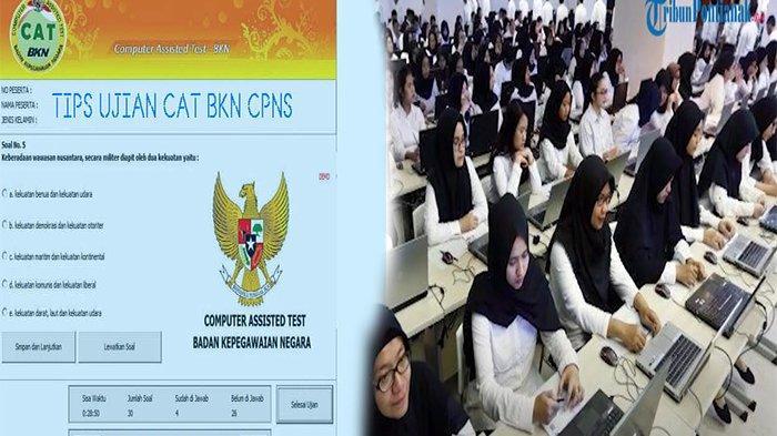 Try Out Cpns Contoh Soal Cpns 2021 Pdf Materi Twk Cpns 2021 Pdf Tribun Pontianak