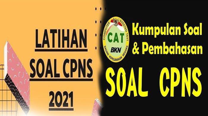 Tryout Cpns Online Gratis Latihan Soal Cpns 2021 Download Soal Cpns 2021 Pdf Tribun Pontianak