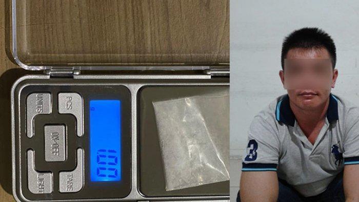 Diduga Bawa Narkoba, Warga Malaysia Diamankan Bea Cukai Pontianak