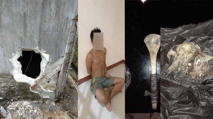 Komplotan Pencuri Sarang Walet Disergap, Dua Tersangka Berhasil Kabur ke Hutan