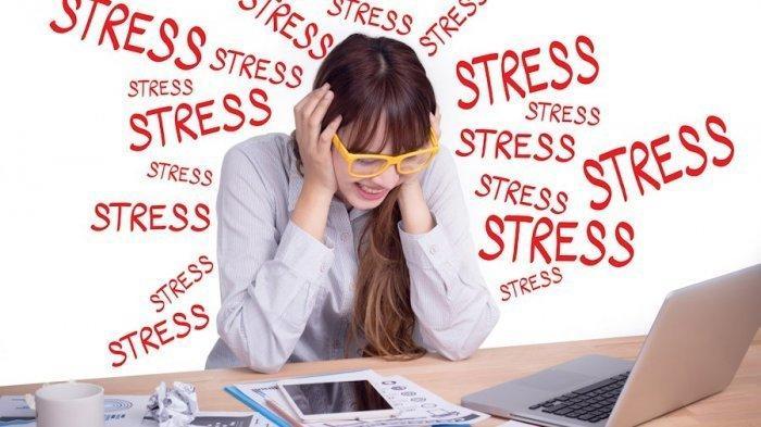 TUBUH Beri Sinyal Jika Stres, Kenali 4 Gejala Stres yang Menyerang Kesehatan
