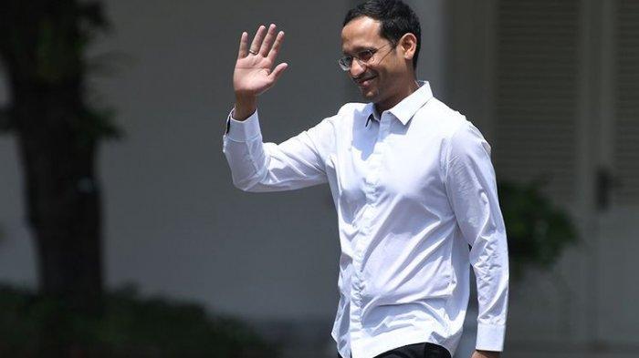 Jokowi Tenggat Mas Menteri Nadiem Makarim Rancang Sistem Aplikasi Pendidikan Dalam 100 Hari