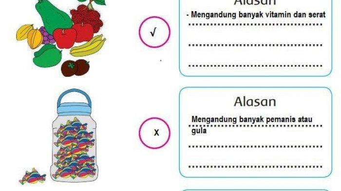 Kunci Jawaban Tugas Tema 1 Kelas 3 Halaman 72, 73, 74 dan 75 Buku Tematik Subtema 2