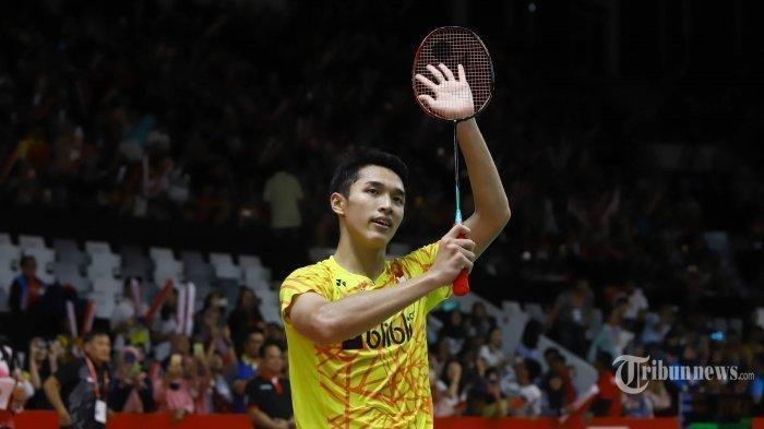 Jadwal China Open 2019 Live TVRI: Jonatan Christie Ungkap Persiapan Jelang China Open Super 1000