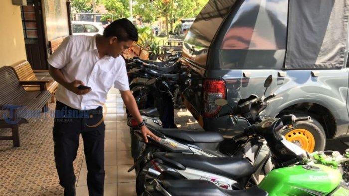 Polresta Pontianak Amankan Barang Bukti Curanmor Milik Jemaah Masjid - tunjukkan_20180426_162315.jpg